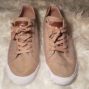 Tommy Hilfiger Tan Shoes. Size 9 NWOT.